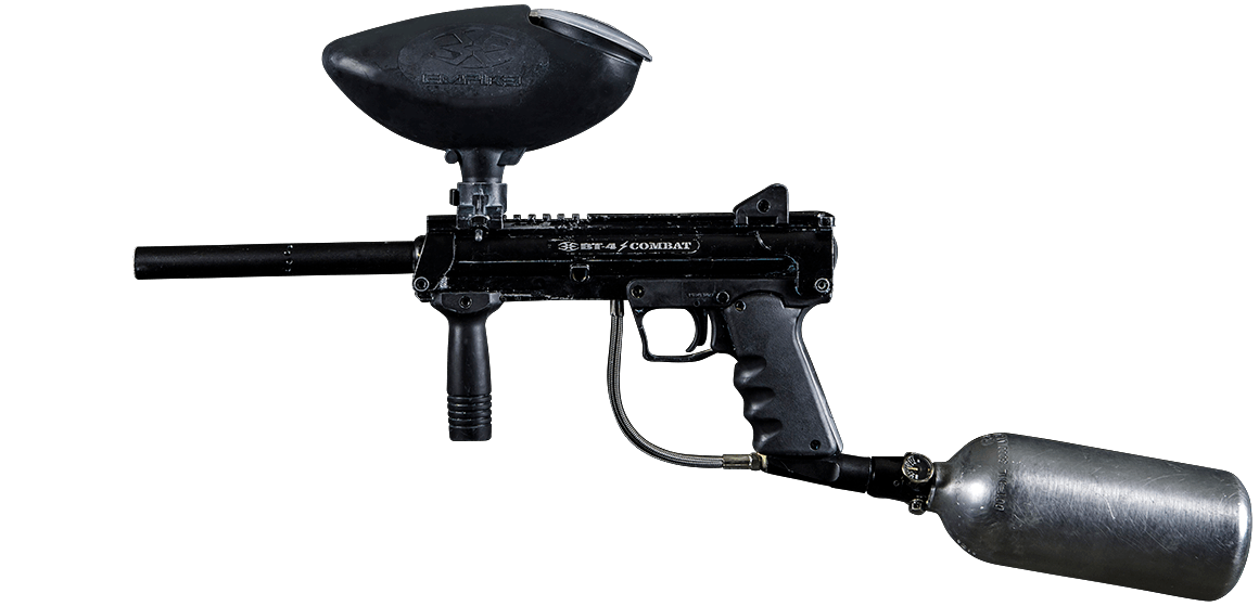 BT-Combat paintball marker