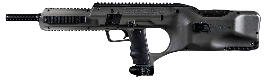 Defender paintball marker