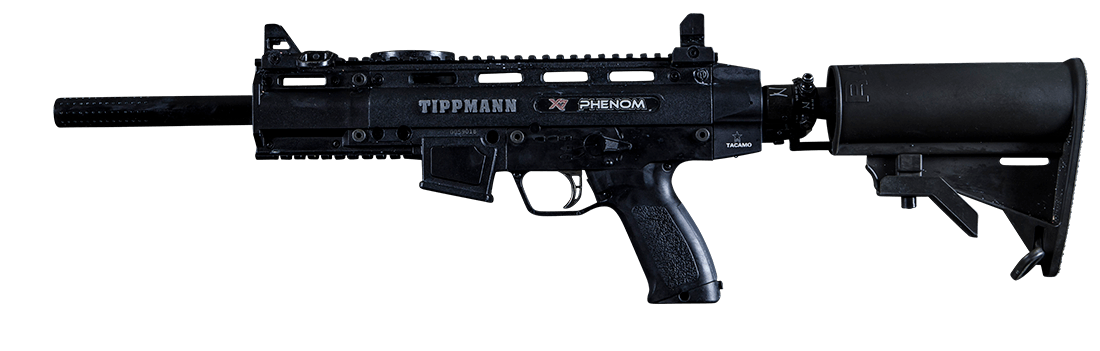 Tipman-phenom paintball marker